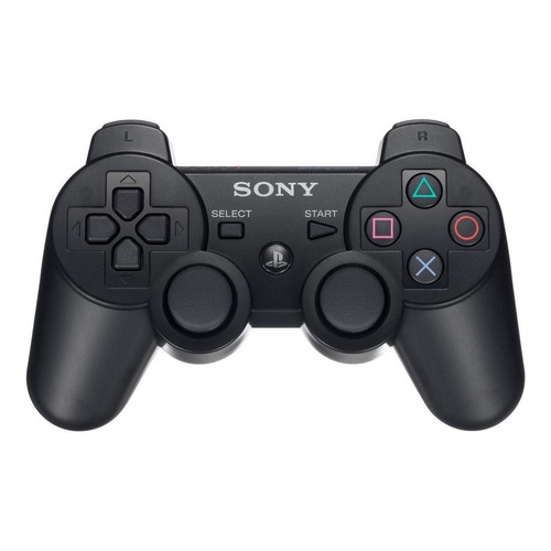 Joystick inalámbrico Sony PlayStation Dualshock 3 negro