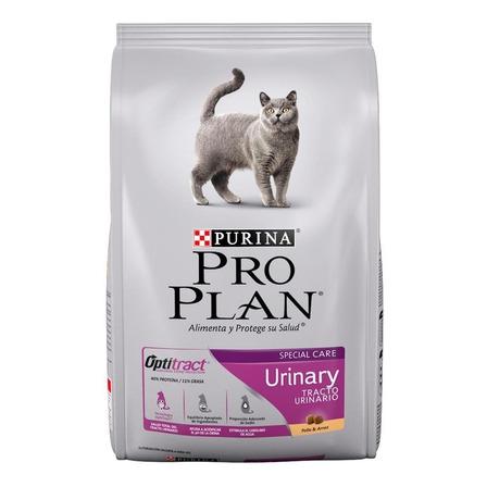 Alimento Pro Plan Urinary gato adulto pollo/arroz 7.5kg
