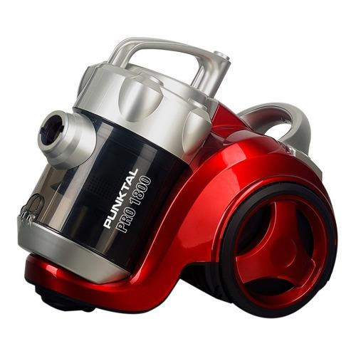 Aspiradora Punktal PK-8350  roja y gris 220V-230V