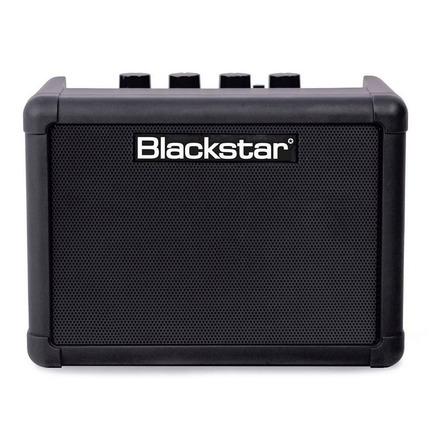 Amplificador Blackstar Fly Series Fly 3 para guitarra de 3W color negro 100V/240V