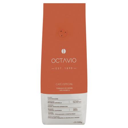 Café Torrado em Grãos Octavio Pacote 500g