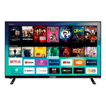 """Smart TV Hyundai HYLED3244NiM HD 32"""" 100V/240V"""