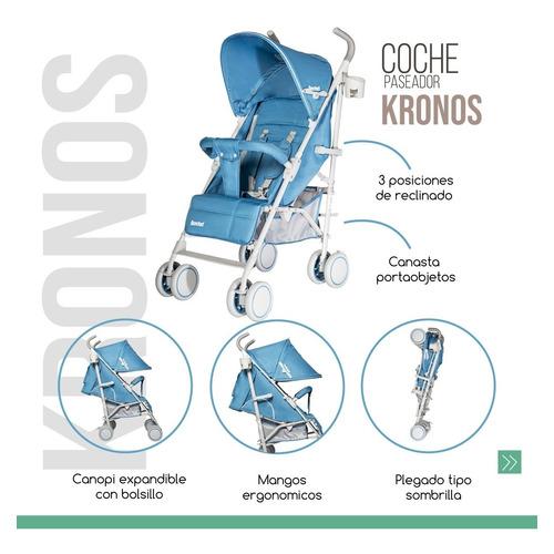 Coche Para Bebe Kronos Marca Bebesit