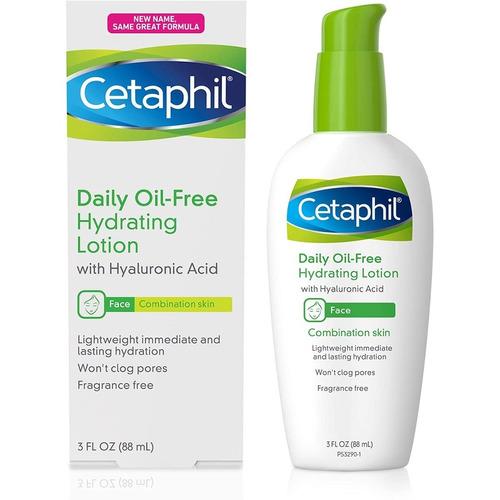 Cetaphil Crema Hidratacion Diaria Con Acido Hialuronico 88ml