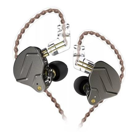 Fone de ouvido In-ear KZ ZSN Pro without mic gray
