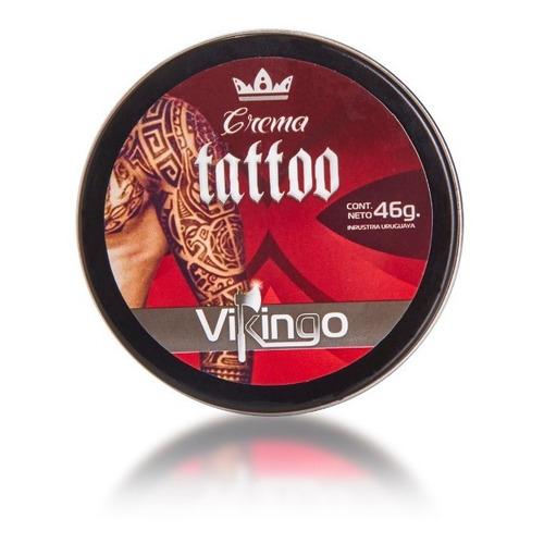 Crema Para Tatuajes Vikingo