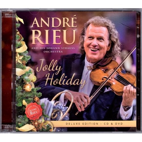 Andre Rieu - Jolly Holidaye - Cd + Dvd (19 Canciones)