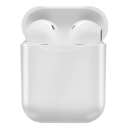 Auriculares inalámbricos i11 TWS blanco