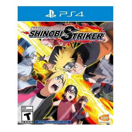 Naruto to Boruto: Shinobi Striker Standard Edition Bandai Namco Entertainment America PS4 Digital