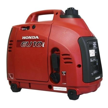 Generador portátil Honda EU10I 1000W monofásico con tecnología Inverter 220V