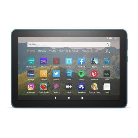 "Tablet  Amazon Fire HD 8 2020 KFONWI 8"" 32GB twilight blue con 2GB de memoria RAM"
