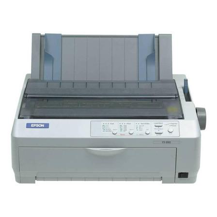 Impressora Epson FX Series FX-890 cinza 110V