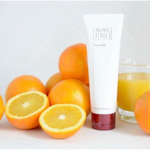 Crema Dermolimpiadora Y Despigmentante Nu Skin180° Face Wash