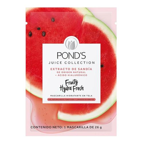 Pond's Mascarilla Facial Fruity Hydra Fresh Sandía 26g