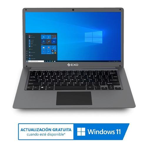 Notebook Exo Smart L37 Plus 4gb Ssd 64gb + Hd 500gb 14 W10
