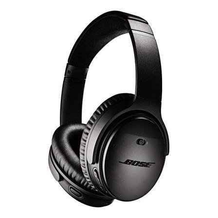 Fone de ouvido over-ear sem fio Bose QuietComfort 35 black