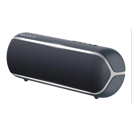 Bocina Sony Extra Bass XB22 portátil con bluetooth negra