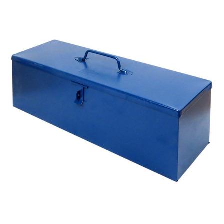 Caixa de ferramentas Fercar 03 de metal 16cm x 50cm x 15cm azul