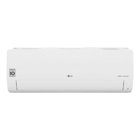Aire acondicionado LG Dual Cool Inverter mini split frío 12000 BTU blanco 220V VX122C8