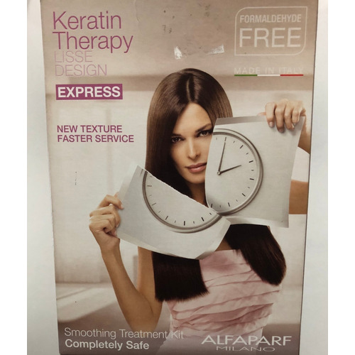 Keratin Liss Therapy Lisse Design Express