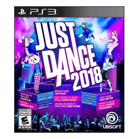 Just Dance 2018 Ubisoft PS3 Digital