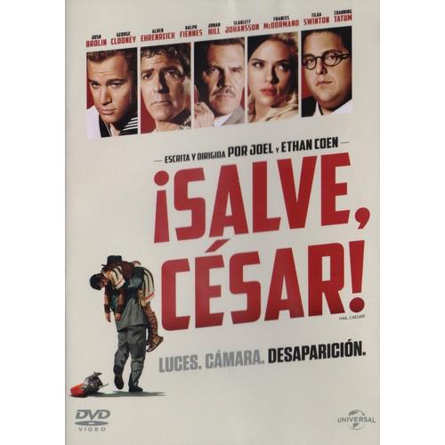 ¡ Salve , Cesar ! Josh Brolin Pelicula Dvd