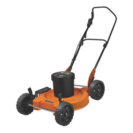 Cortador de grama elétrico Tramontina CE45M 2500W laranja e preto 220V