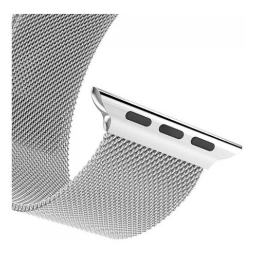 Malla Correa Metalica Para Apple Watch 38mm 40mm 42mm 44mm