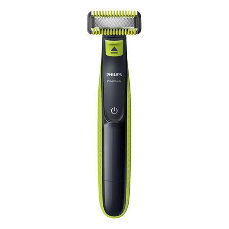Afeitadora Philips OneBlade QP2620   verde lima y gris marengo 100V-240V