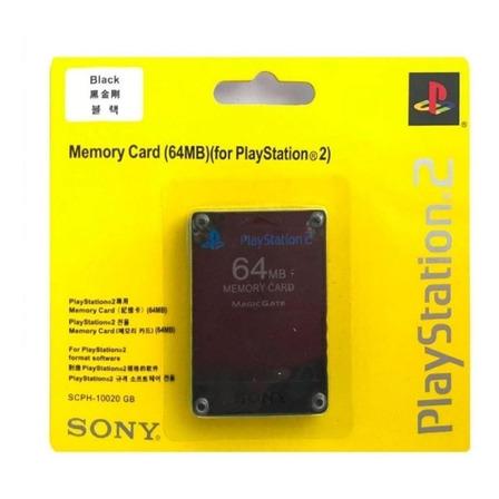 Cartão de memória Sony SCPH-10020 64 MB