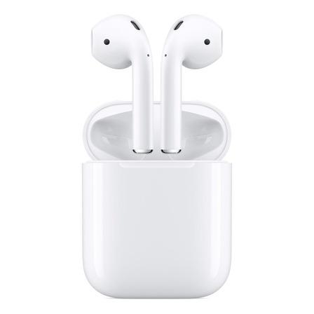 Apple AirPods com estojo de recarga - Branco