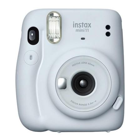 Câmera analógica instantânea Fujifilm Instax Mini 11 ice white