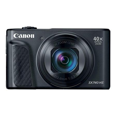 Canon PowerShot SX740 HS compacta avanzada color negro