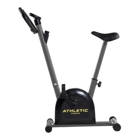 Bicicleta fija tradicional Athletic MTDP-RH3015 negra