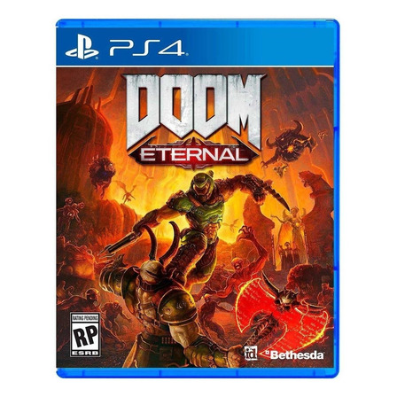 Doom Eternal Standard Edition Físico PS4 Bethesda Softworks
