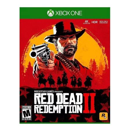 Red Dead Redemption 2 Standard Edition Rockstar Games Xbox One  Digital