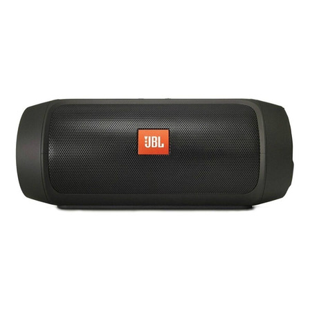 Caixa de som JBL Charge 2+ portátil com bluetooth black