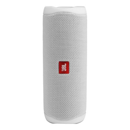 Parlante JBL Flip 5 portátil con bluetooth  white