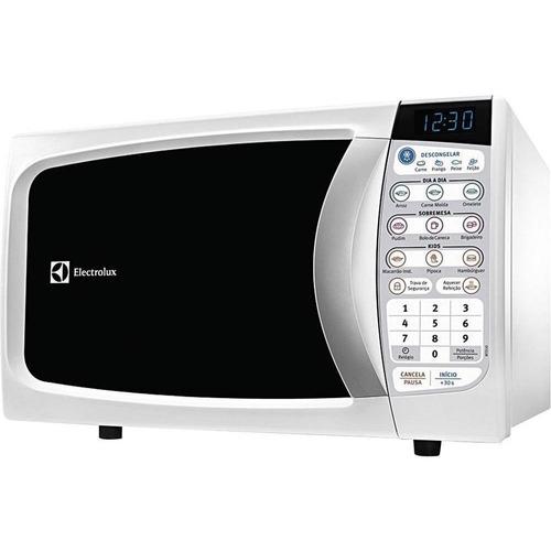 Microondas Electrolux Mtd30   Branco 20l 127v