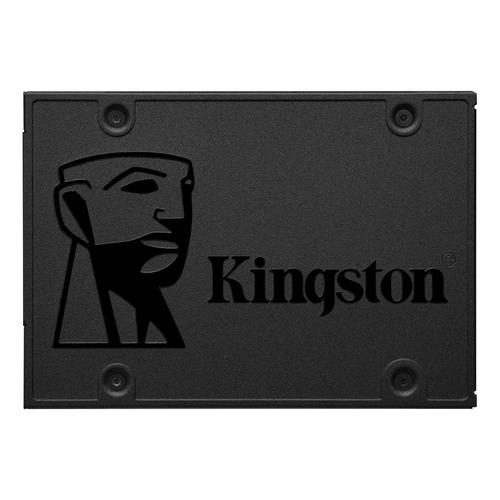 Disco Sólido Interno Kingston Sa400s37/480g 480gb Preto