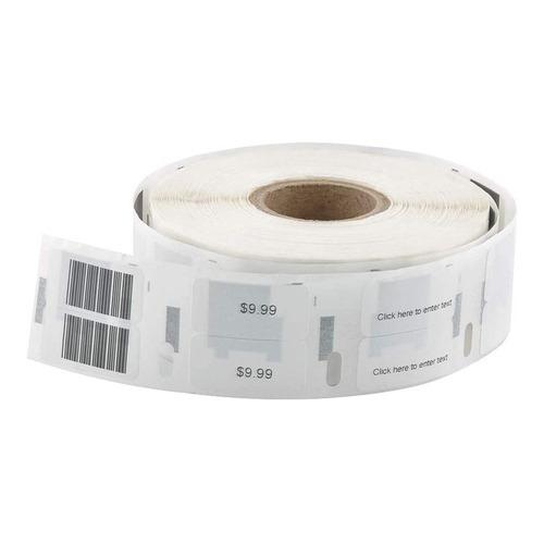 Rollo 1000 Etiquetas Adhesivas 12mmx25mm 30333 Dymo Label