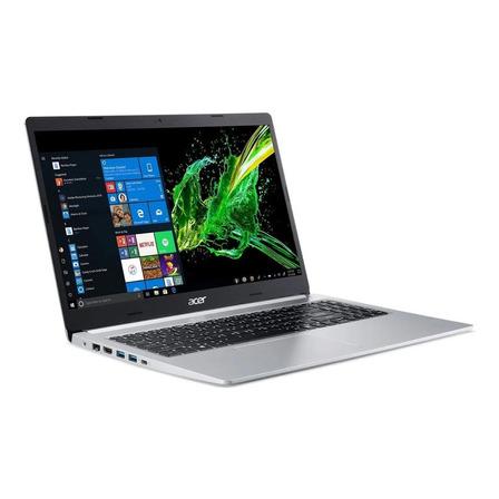 "Notebook Acer Aspire 5 A515-54 prateada 15.6"", Intel Core i5 10210U  8GB de RAM 512GB SSD, Intel UHD Graphics 620 60 Hz 1920x1080px Windows 10 Home"