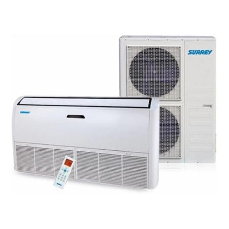 Aire acondicionado Surrey Medianos espacios split frío/calor 15000 frigorías blanco 380V 617FZQ057HP-ASA