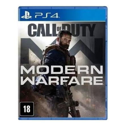 Call of Duty: Modern Warfare Standard Edition Físico PS4 Activision