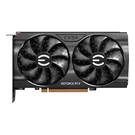 Placa de vídeo Nvidia Evga  Gaming GeForce RTX 30 Series RTX 3060 12G-P5-3657-KR 12GB
