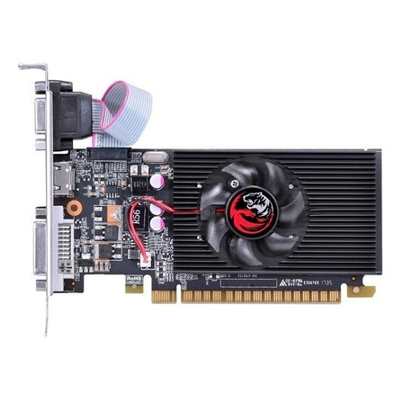 Placa de vídeo Nvidia Pcyes  GeForce 700 Series GT 710 PA710GT6402D3LP 2GB