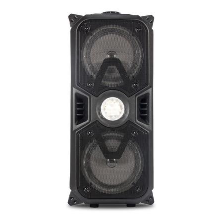 Caixa de som Briwax BX-668 portátil com bluetooth  110V/220V