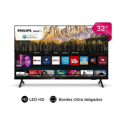 Smart Tv 32  Led Philips 32phd6825
