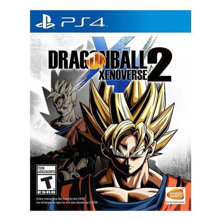Dragon Ball: Xenoverse 2 Bandai Namco Entertainment PS4 Digital