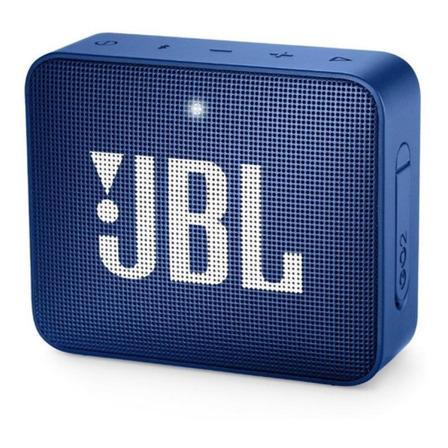 Alto-falante JBL Go 2 portátil com bluetooth deep sea blue 110V/220V